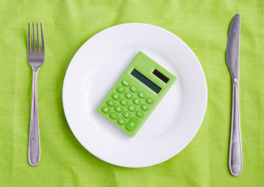 Calorie Counting for Weight Loss is Only One of Many Dieting Steps