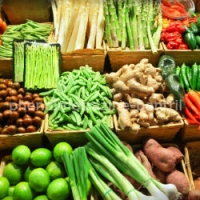 Farmer's Market Shopping to Lose Weight and Get Healthy